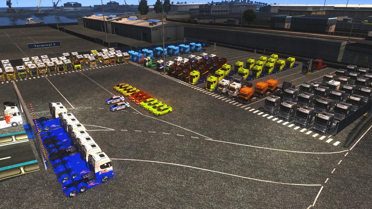 ETS2MCG June Convoy