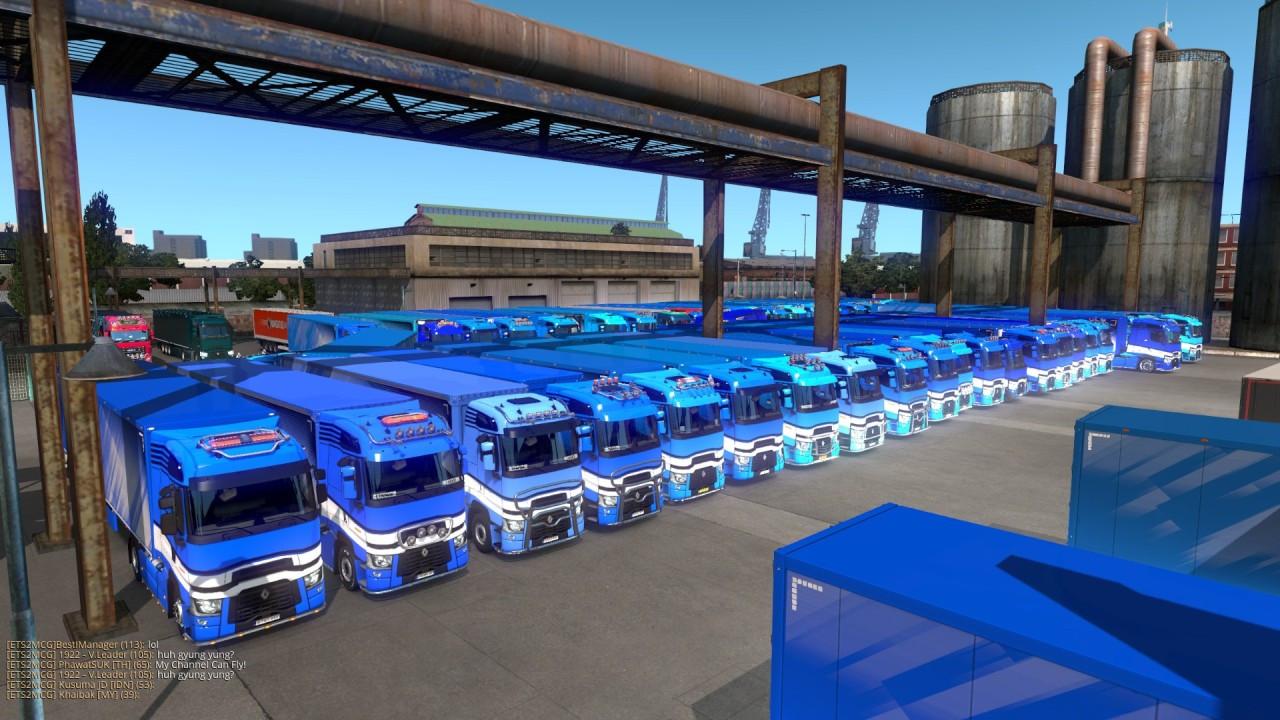ETS2MCG Convoy