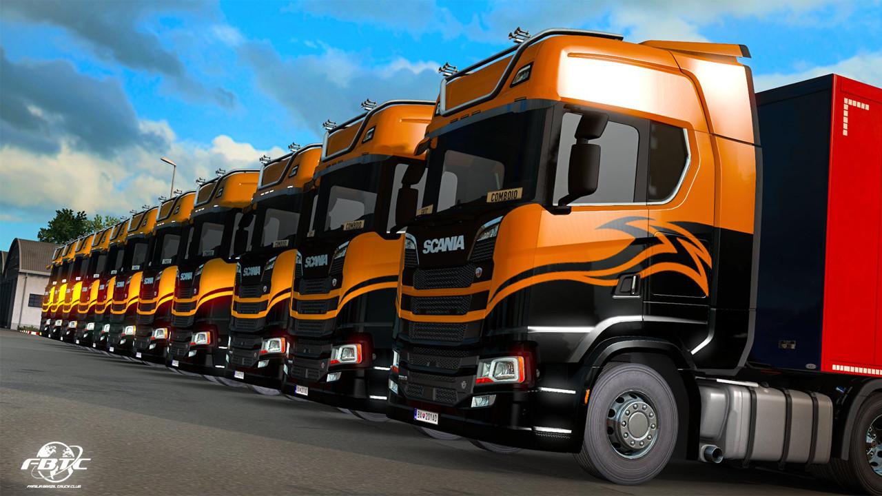 By - Família Brazil Truck Club