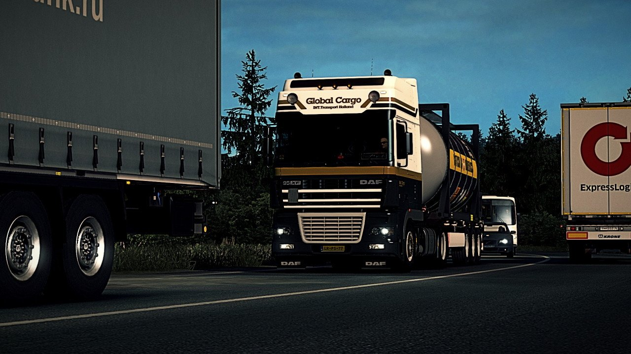 95XF Classic Picture by BarreNL
