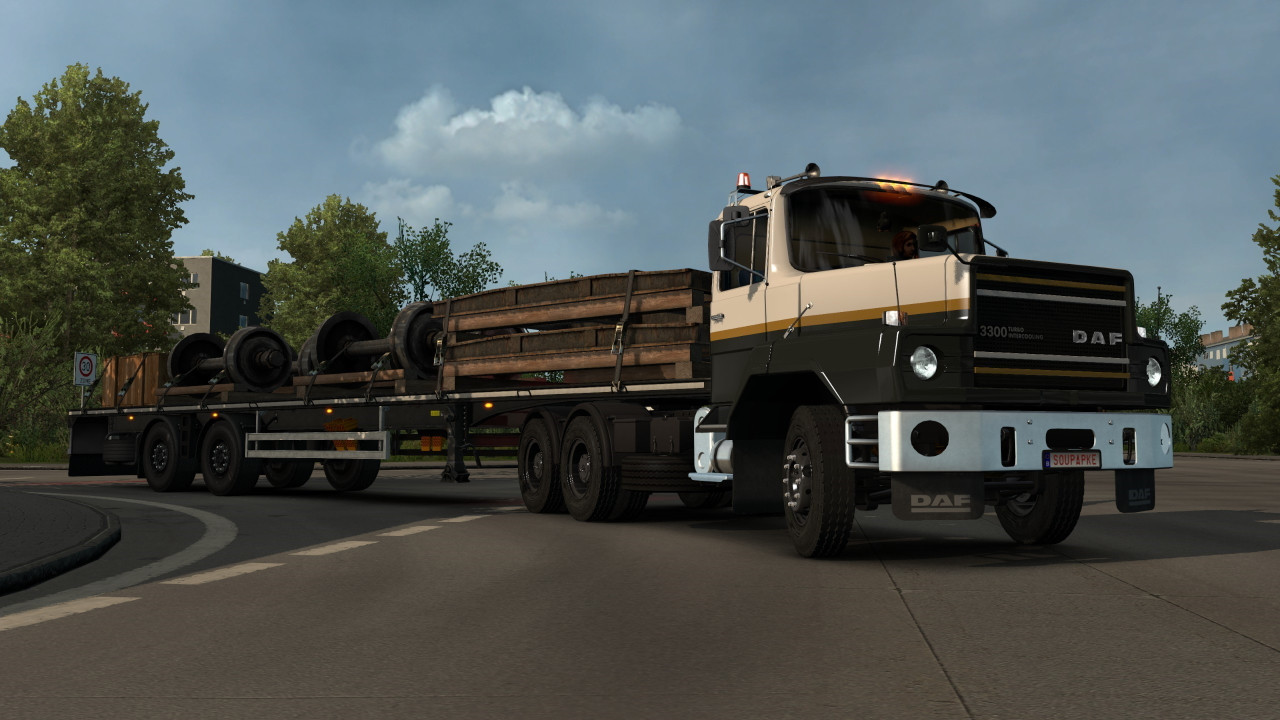 DAF NTT Picture by Soupapke