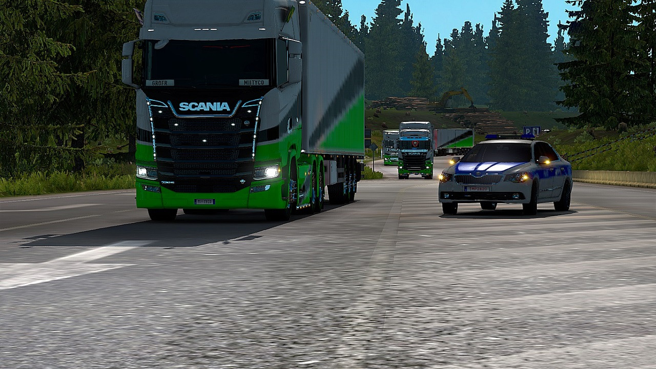 Mega Convoy - February Edition