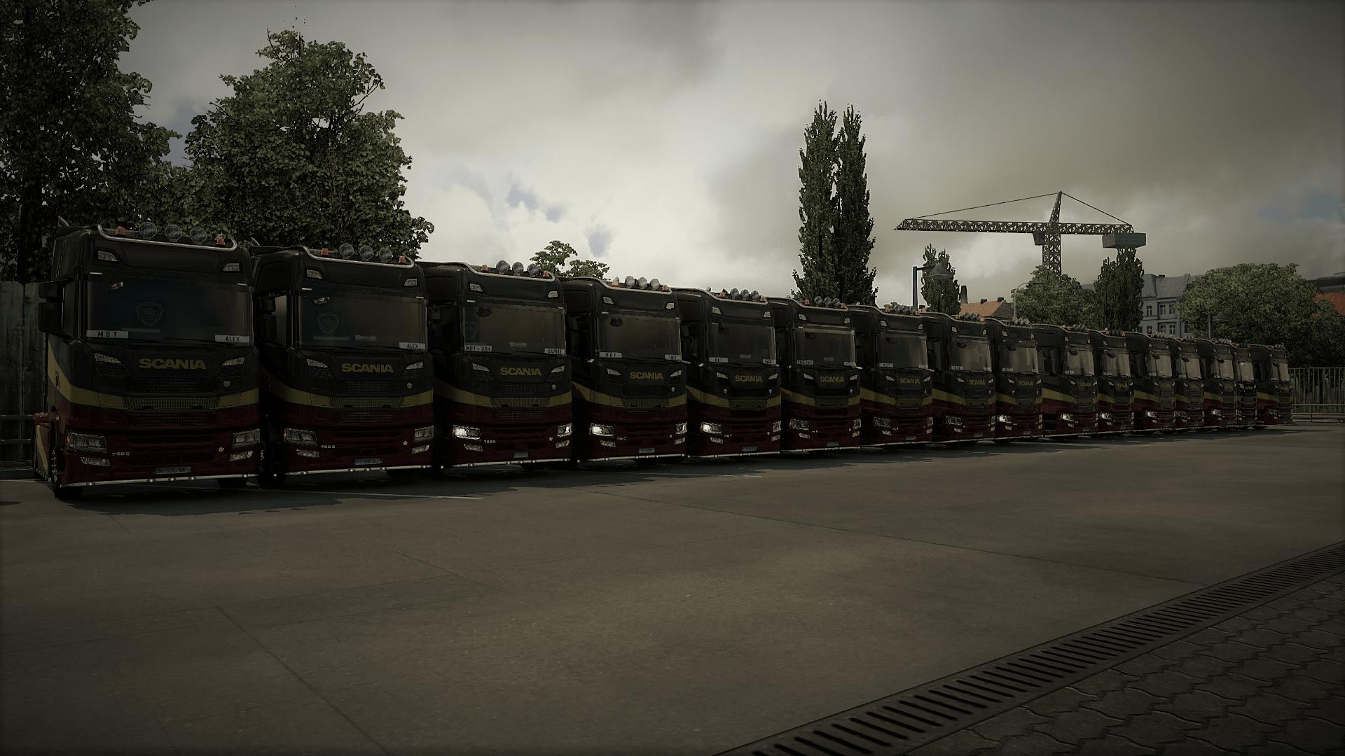 Convoi Privée / Private Convoy