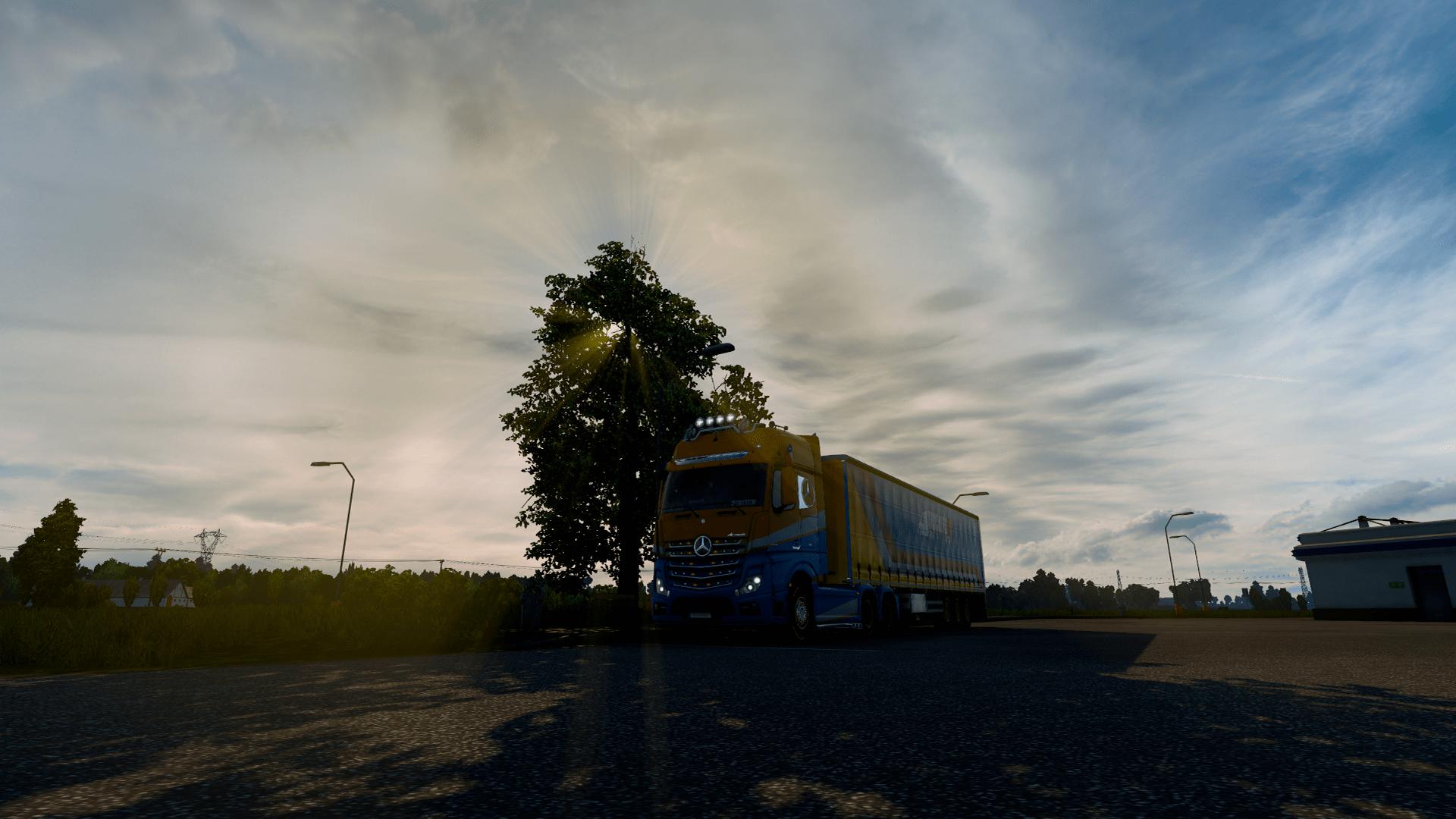 Los Andes Unidos VTC X TruckersMP