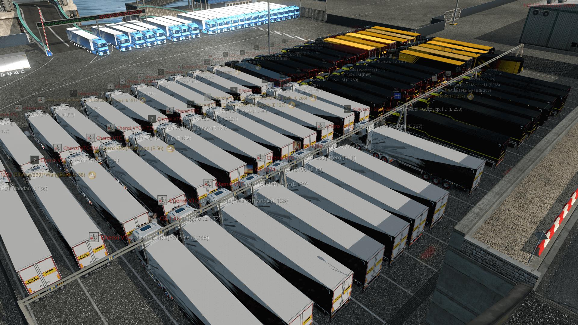 TeamAudi 5th Anniversary Convoy   2019. 12. 08