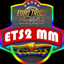 Euro Truck Simulator 2 Myanmar
