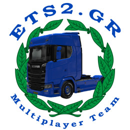 Greek ETS2 & ATS Multiplayer Team
