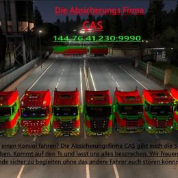 Absicherung Schumacher